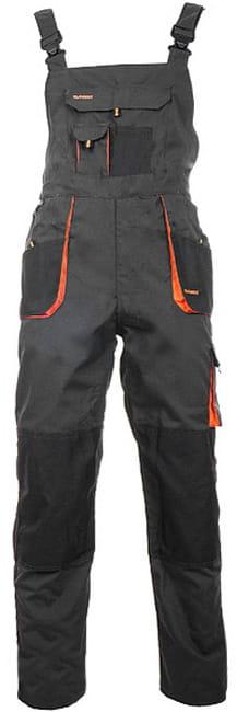 Spodnie robocze ogrodniczki CLASSIC