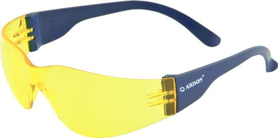 Okulary ARDON V9300 ARD żółte