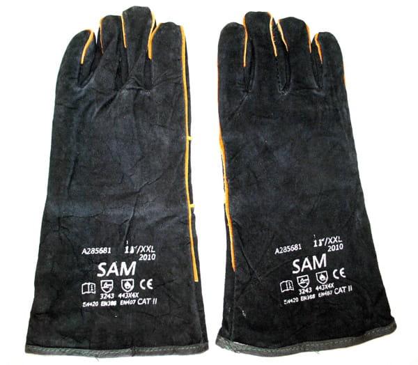 Rękawice robocze SAM spawalnicze ARD