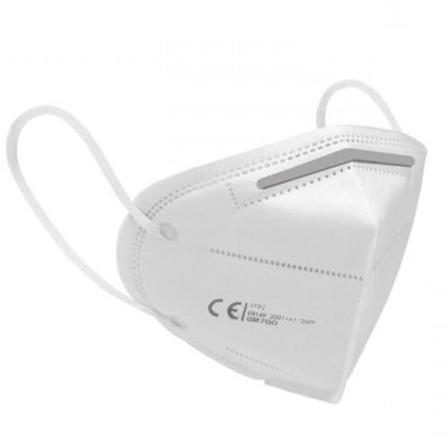 Maska higieniczna jednorazowa P2 MAS-KN95