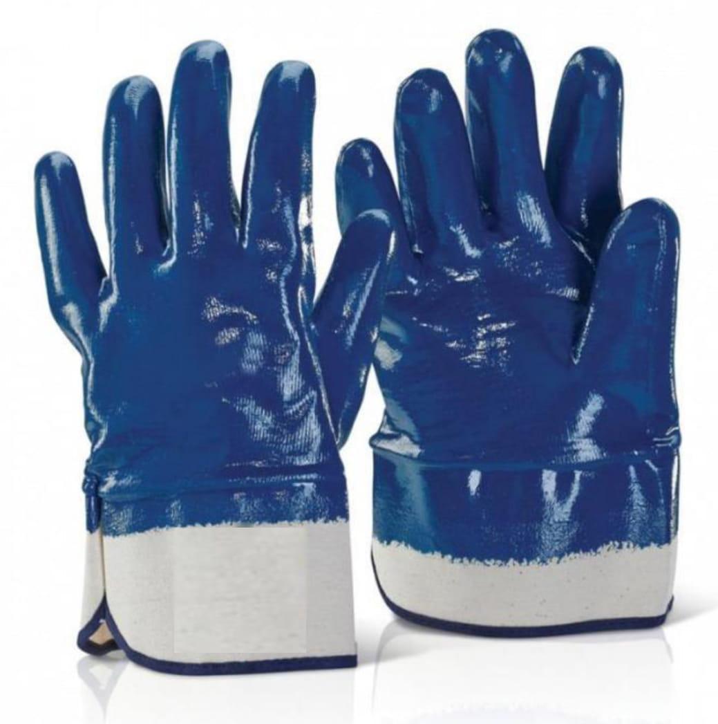 Rękawice robocze NITRILE-GB nitryl