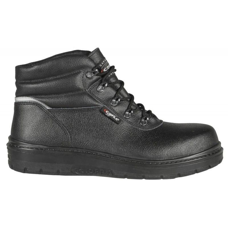Buty robocze do pracy z asfaltem - ASPHALT S2 HRO