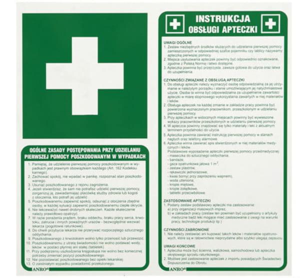 Znak Instrukcja Obsługi Apteczki Z-IB09-P-220x220