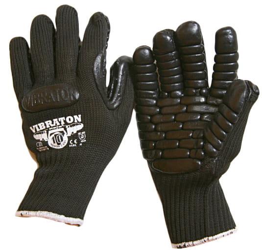 Rękawice robocze antywibracyjne VIBRATON