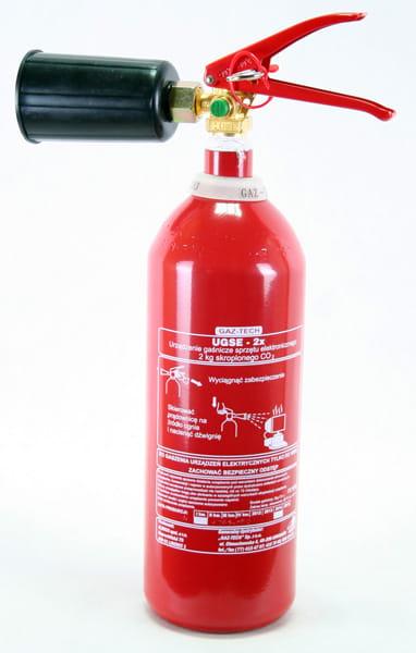 Image of Gaśnica śniegowa 2 kg UGS-2X GAZ-TECH