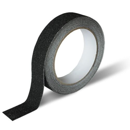 Taśma antypoślizgowa 25mm/5m czarna